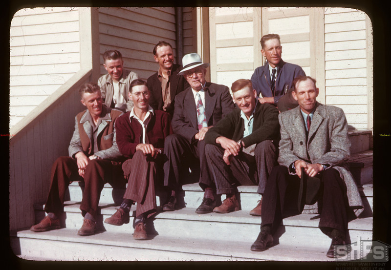 Y.M. at Com. Conv. with Vice President A. F. Sproule Maymont 06/30/1945