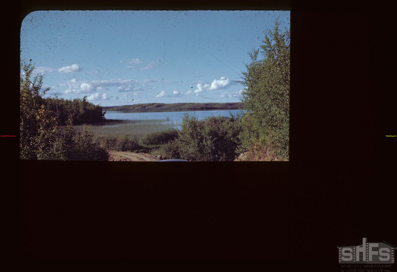 South W. Upper Makwa from Stoon Settlement Rd. Loon Lake 08/21/1944