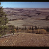 Lookout NW of Old Fort Walsh Fort Walsh 09/28/1949