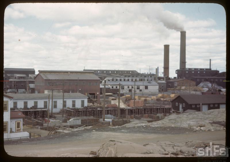 Flin Flon mining Properties. Flin Flon. 06/22/1946