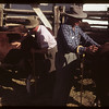 Judging cattle - Peder Myhr & Phil Rothery	 Eastend	 06/01/1949