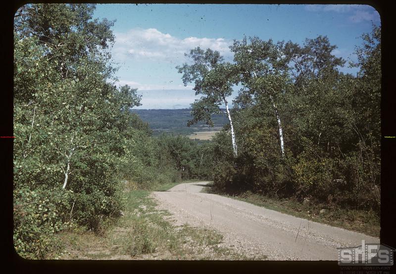 Dropping into Assiniboine Valley MacNutt 09/02/1949