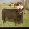 Nora Way and Grand Champion.	 Mankota	 06/08/1948