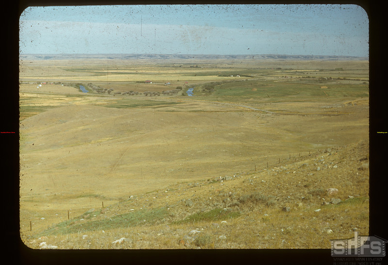 White Mud (Frenchman) River Irrigation Project. S.E. of E.	 Eastend	 09/03/1948