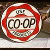 """Use Co-op Products"" - Lorlie Co-op store Lorlie 09/04/1947"