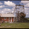 F. Knoblauch's deep seam coal mine (80 feet) - 5 miles south of Shaunavon.  Shaunavon.  06/18/1947
