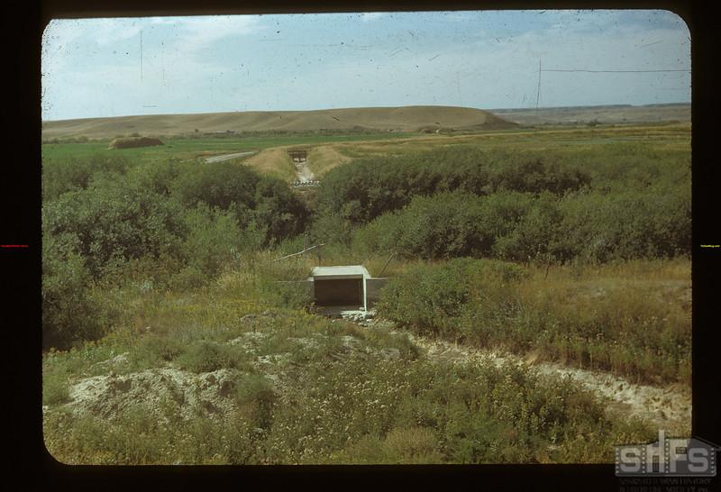 Irrigation White Mud River S.E. of E. Eastend 09/03/1948