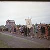 Procession Wakaw Pilgrimage.  Wakaw.  06/08/1947