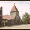 NWMP - Last of original barracks.  Regina.  08/20/1943