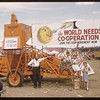New Co-op Combine - Cy Cowan manager.	 Swift Current.	 07/02/1946
