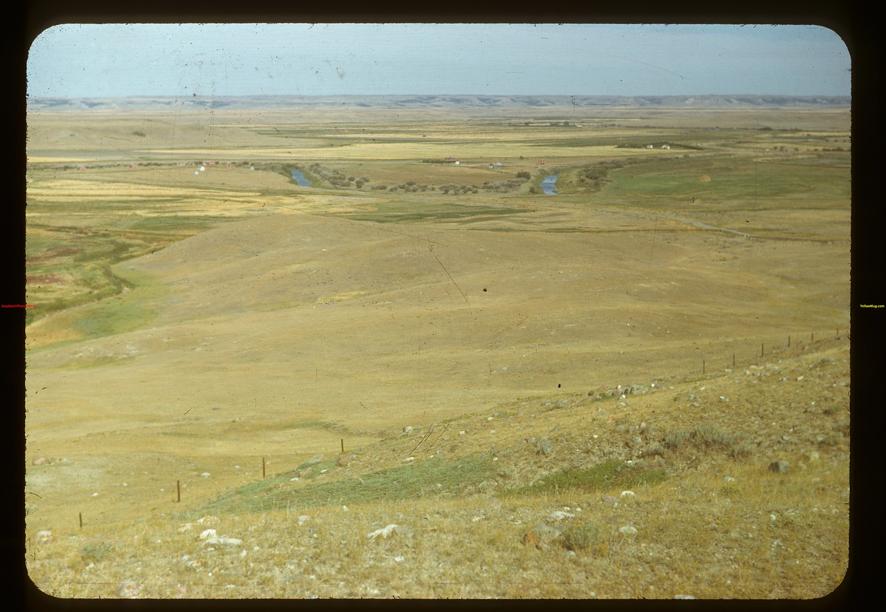 White Mud (Frenchman) Irrigation Project - SE of Eastend.	 Eastend	 09/03/1948v