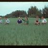 The J. T. Richardsons in oats Lashburn 07/23/1944