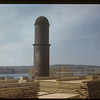 Lumber mill smoke stack.	 Big River	 10/03/1948