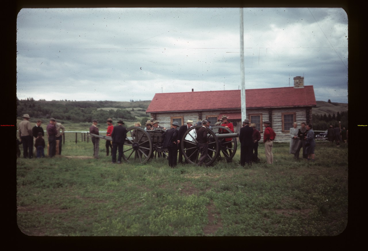 Co-op Recreation tour	 Fort Walsh	 06/29/1949