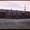 Livestock Pool stock yards - north end.  Regina.  10/22/1946