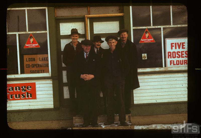 Loon Lake Co-op Store Myles-Proctor Studerwebb Loon Lake 11/26/1941