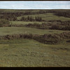 Wolfers firing across dry ravine - this way to Cypress Hills Massacre	 Maple Creek	 07/04/1948