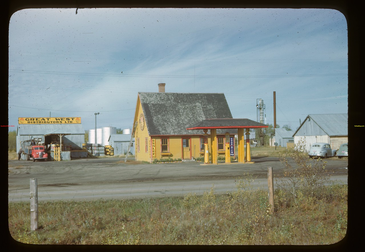 Melfort Co-op takes over from Great West Distributors	 Melfort	 09/26/1946