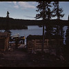 Ice house and tool house.  Wollaston Lake.  06/21/1946