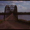 North Sask. River bridge.  North Battleford.  06/19/1944