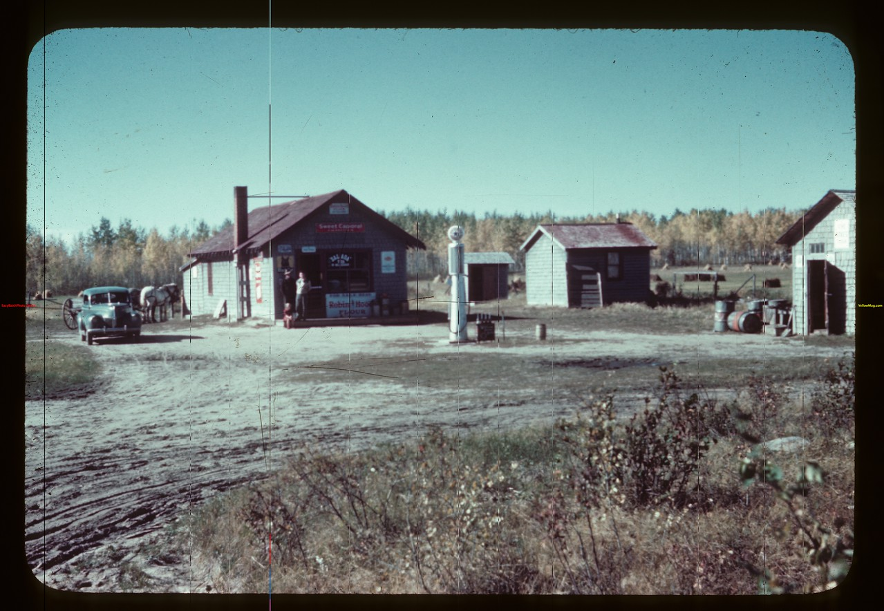 Rankle store Compass P.O. 09/23/1944