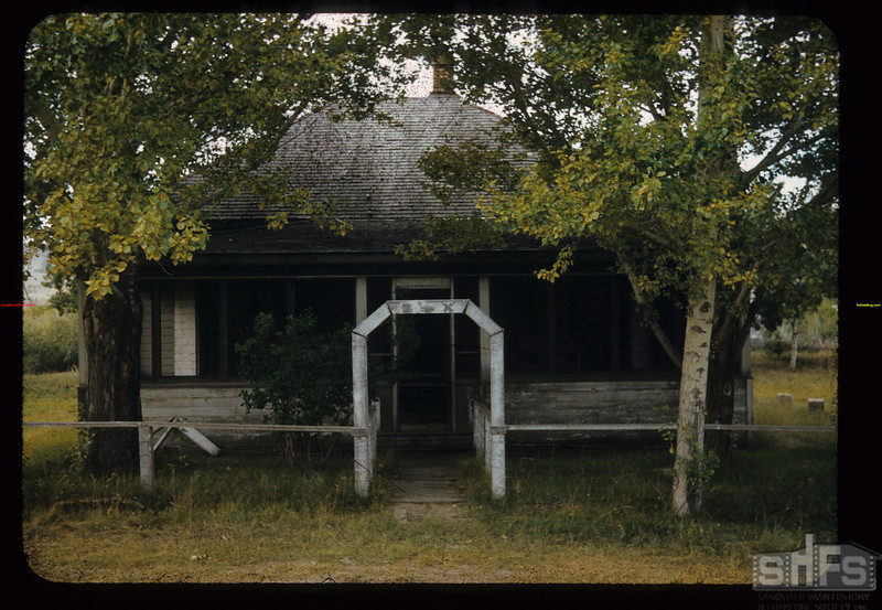 Z-X- Ranch House from Easr in from Eastend 09/10/1941