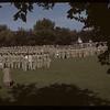 Airmen's Drumhead Service - Legislative Grounds. Regina 09/06/1942