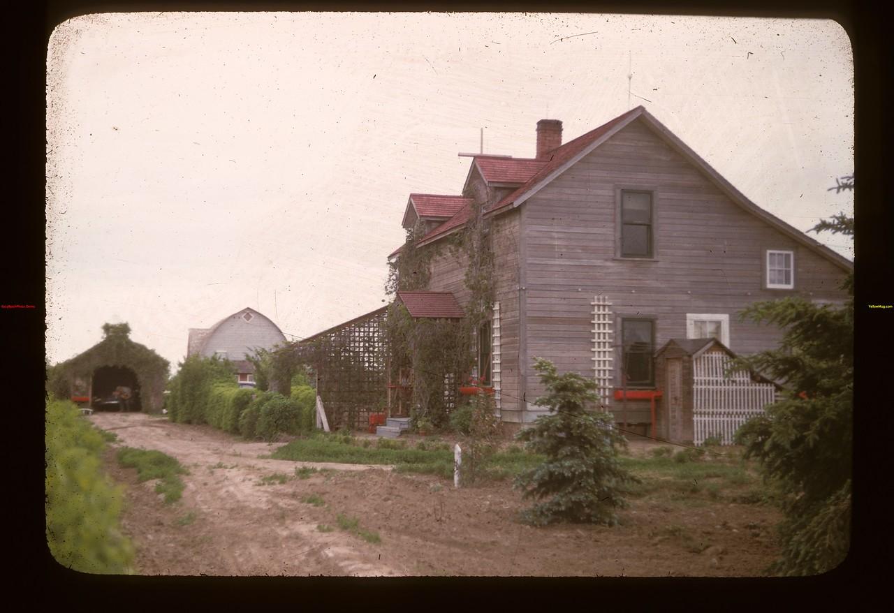 Irwin Studer Home Lac Pelletier 06/20/1947