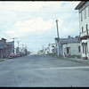 Meyronne main street. [The hotel in Meyronne used to have the Hottest Chicken Wings in Sask.] Meyronne	. 08/26/1942