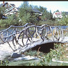 Rotary Park - rustic bridge. Regina 09/01/1946