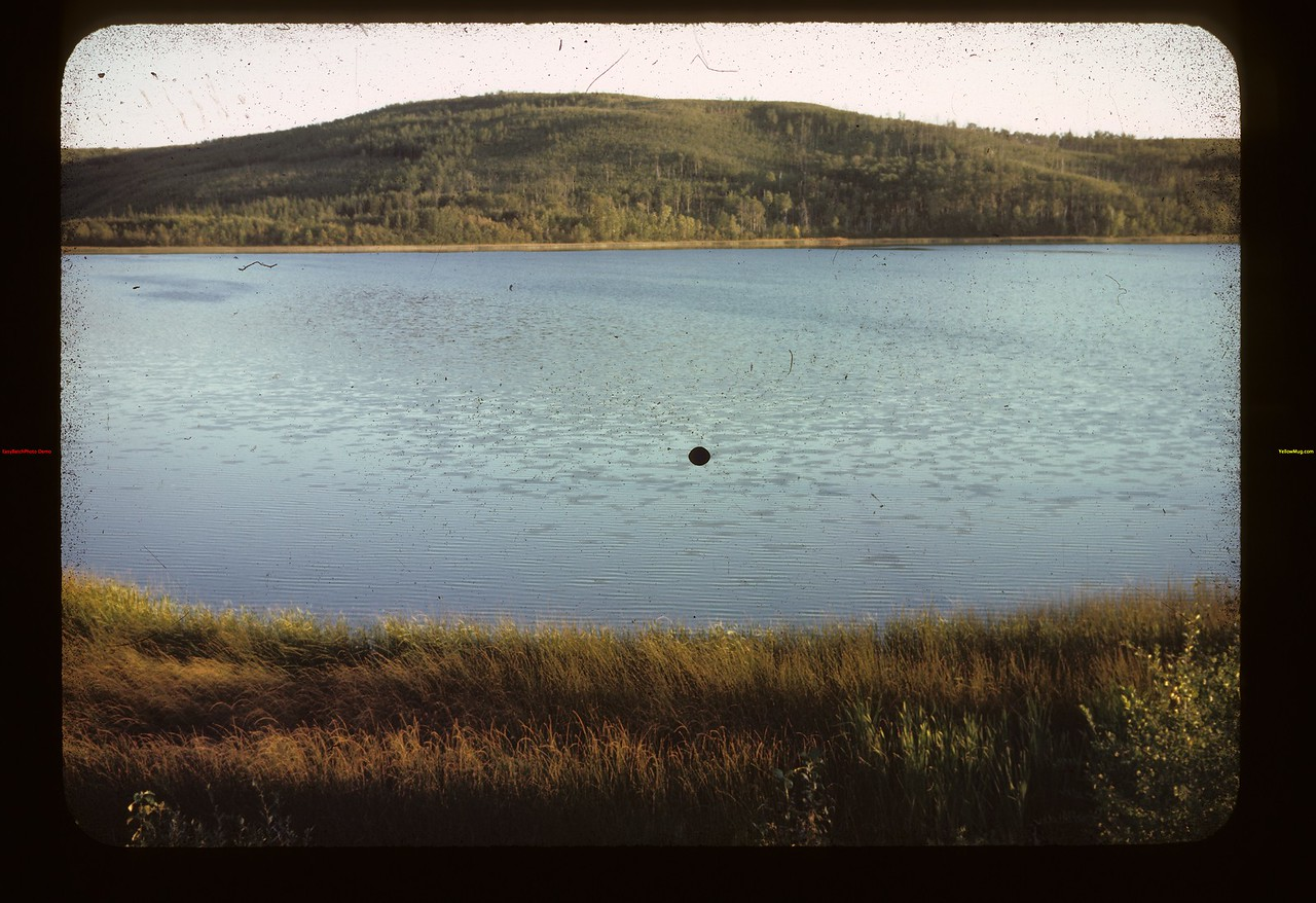 Mountain across Lake Loon Lake 09/05/1944