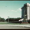 East wing - Legislative Building  looking S.E..  Regina.  08/10/1946