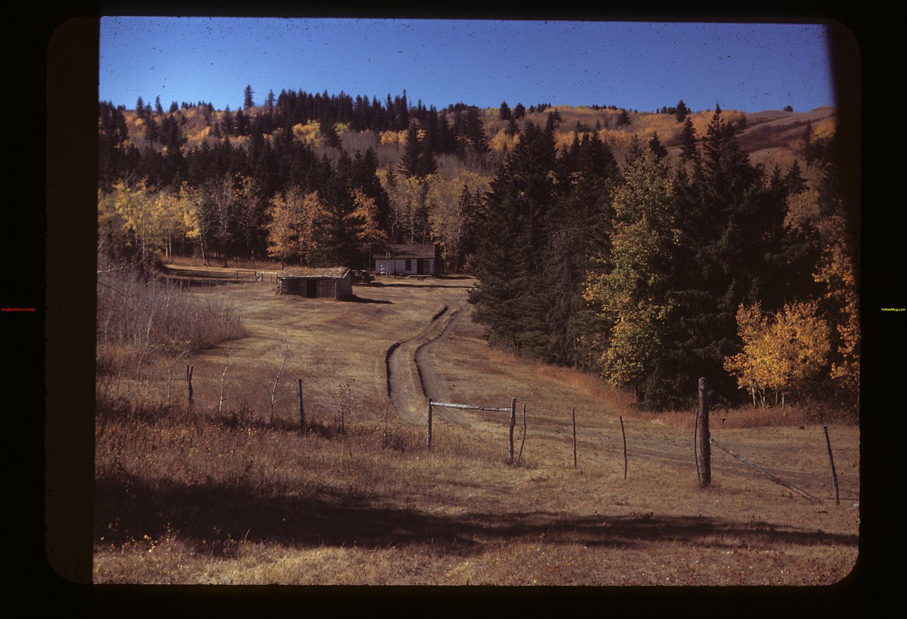 Phil Lindner's home	 Fort Walsh	 09/27/1949