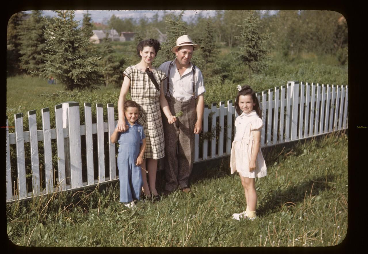 The Rennie Lavoys - Pool agent. Choiceland 06/20/1946