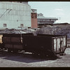 Underground coal cars from deep seam M7S mines.	 Taylorton.	 09/10/1942