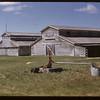 Stock pump and tank - Yorkton fair grounds.  Yorkton.  05/31/1947