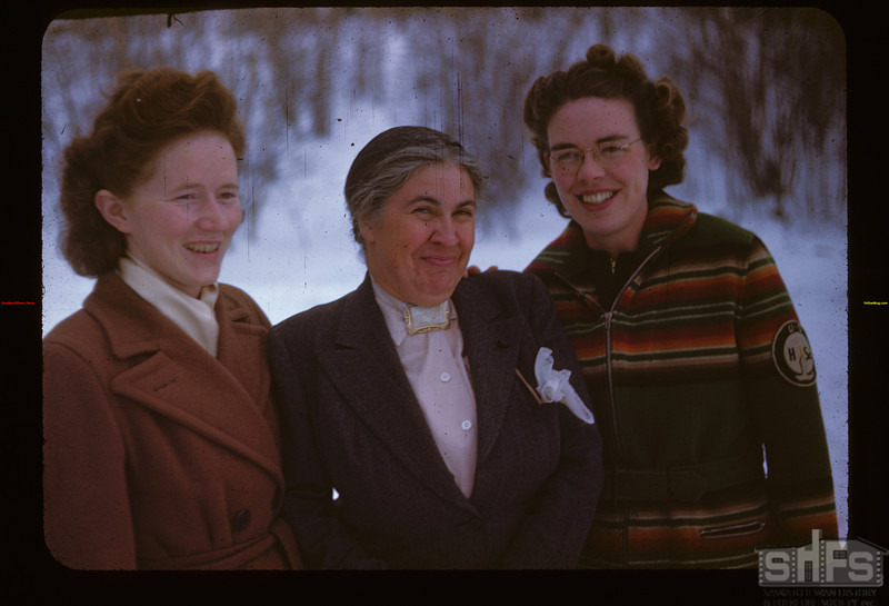 Girl's Guides Y-T-S-	 Kenosse Lake	 11/27/1946