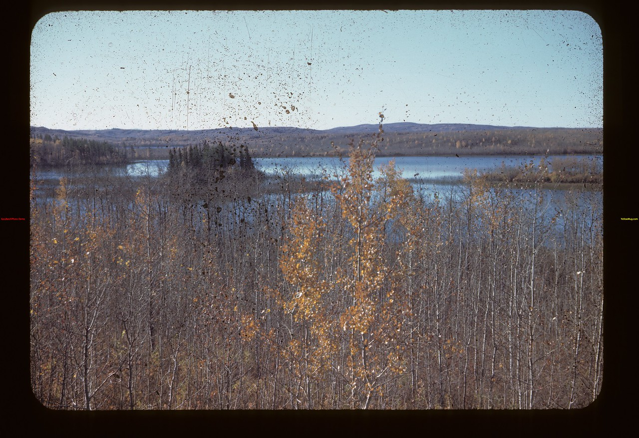 Lake Streches South of Saskatoon Road Loon Lake 10/07/1944