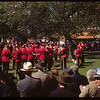 Williston North Dakota band at City Hall during Regina Fair..  Regina.  08/03/1946