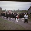 St Paul nurses - Shrine of St. Thressa.  Wakaw.  06/08/1947