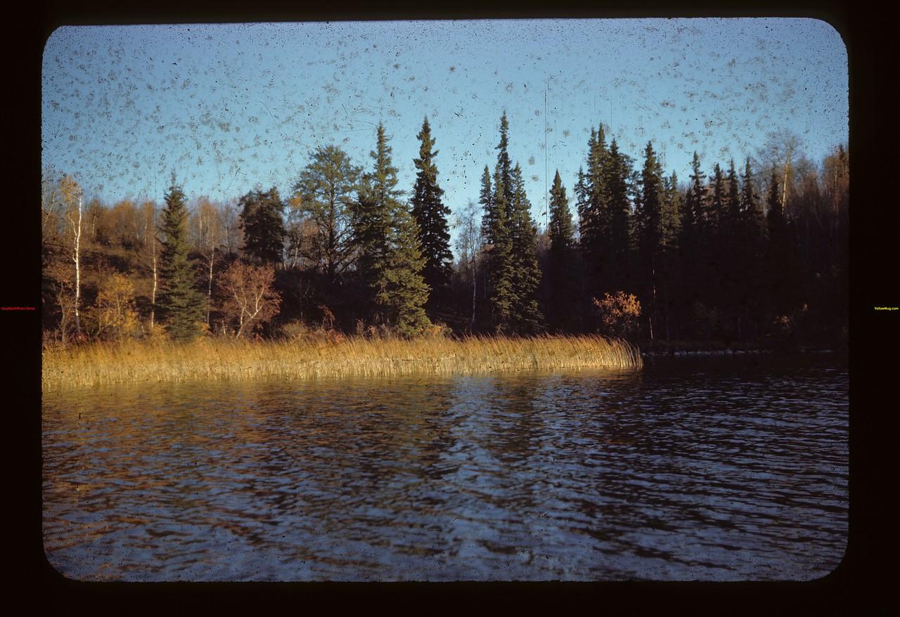 S. West Upper Makwa Loon Lake 10/19/1944