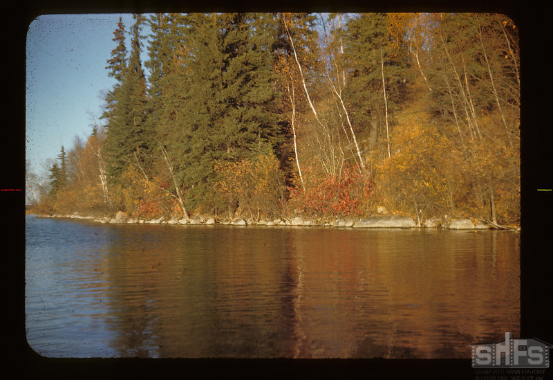 S. W. Upper Makwa Looking East	 Loon Lake	 10/09/1944