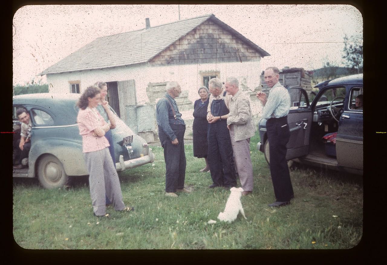 Dist. 3 Study Tour Hears Charlie Trottier's Story	 Loon Lake	 07/24/1949