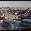 Line-up Calf Club Show and Sale. Aneroid. 06/08/1949
