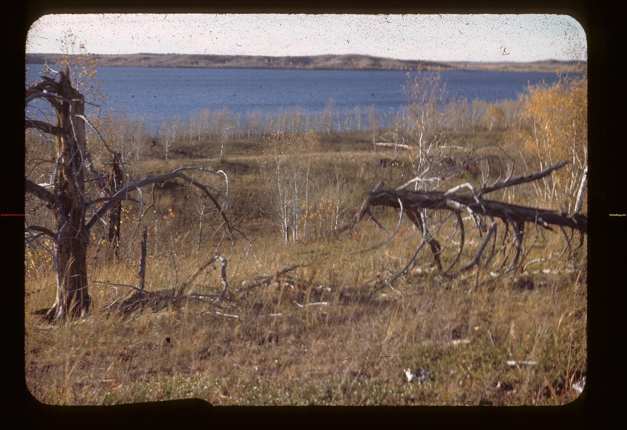 Upper Makwa S. East- Bach of Sandy Beach Loon Lake 10/08/1944