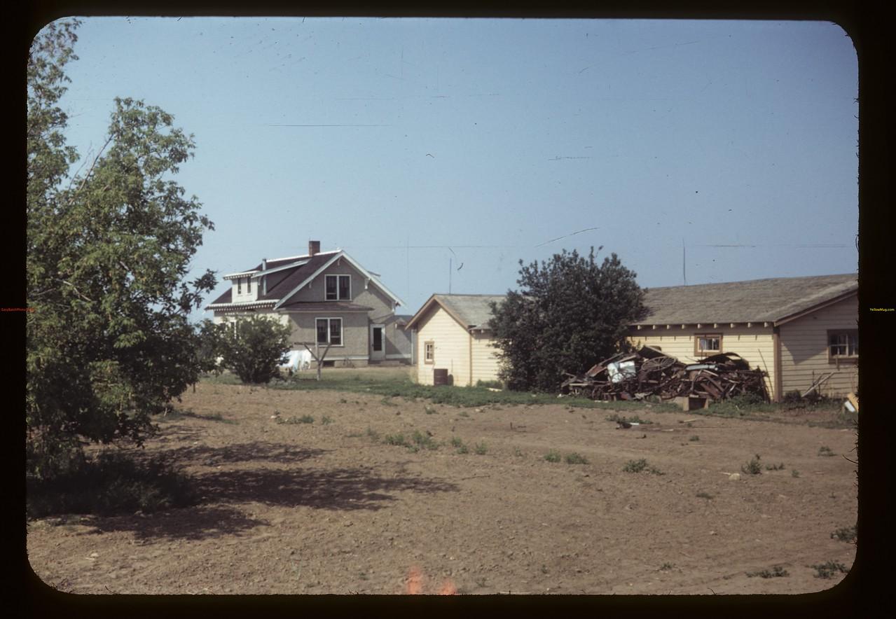 Harry Wickstrom home. Admiral. 06/20/1949