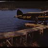 Sea plane on Wollaston Lake. Wollaston Lake. 06/21/1946