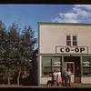 Hazenmore co-op - Ken Lovely - Jack Currie - Edna Hille & Barbara Kutchall. Hazenmore 08/21/1948