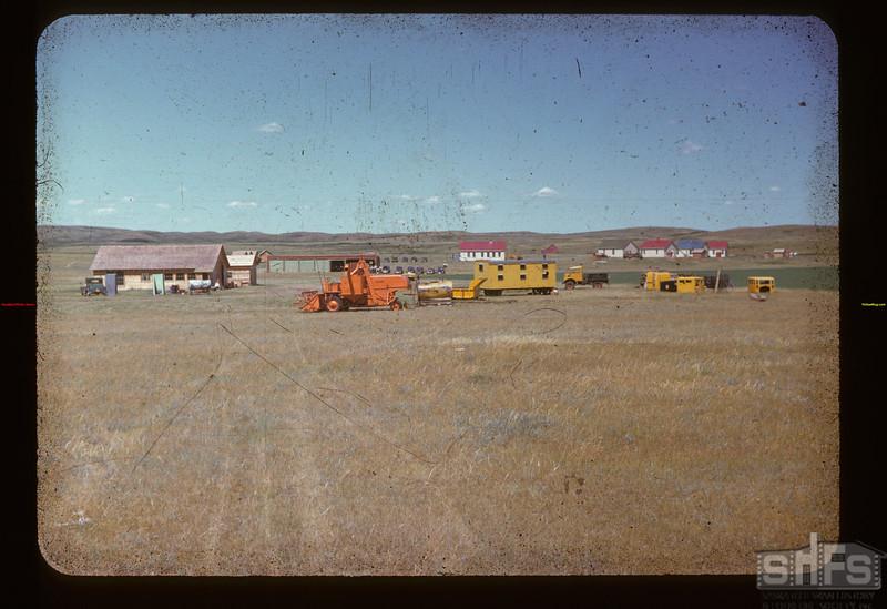 Matador Co-op Farm from the south Matador 07/16/1947