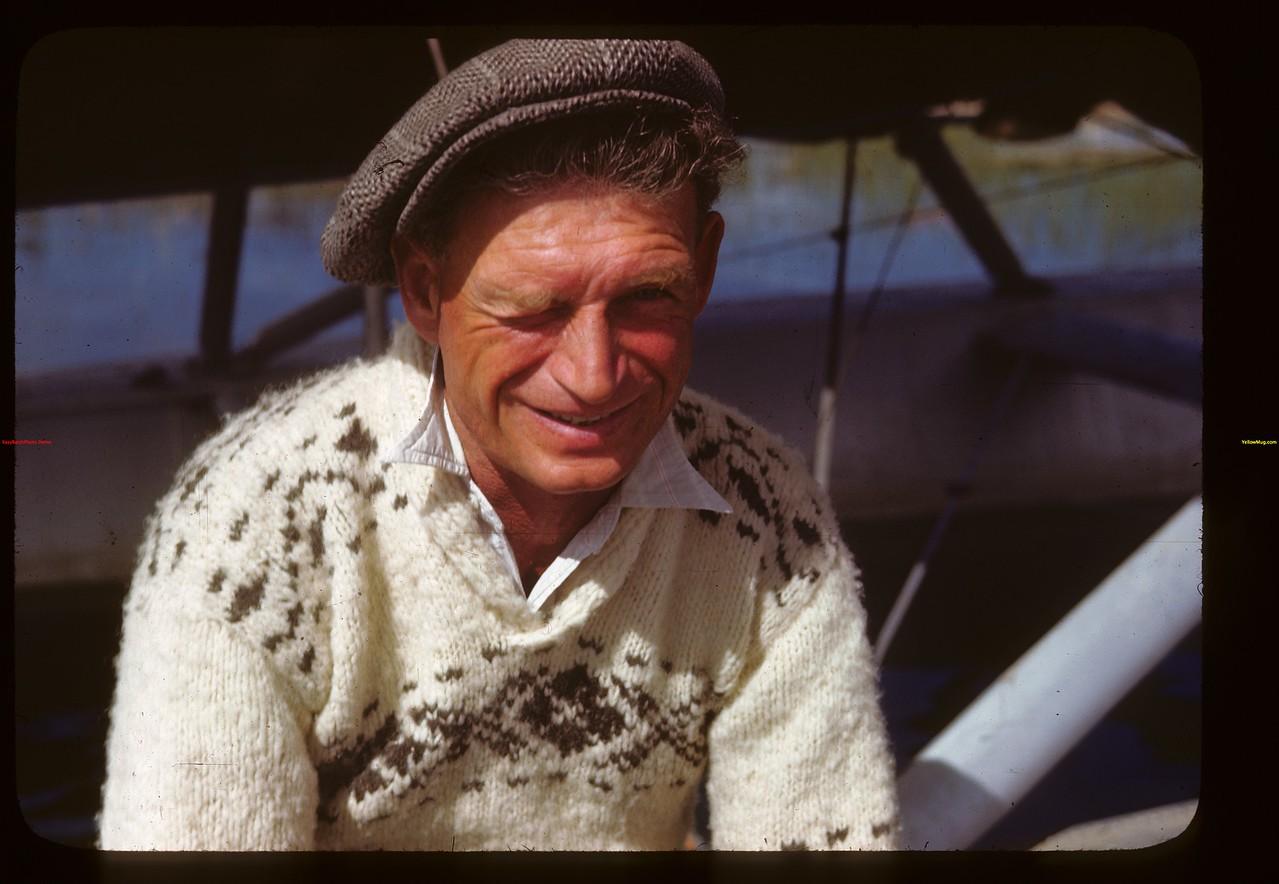 Ciryl Mahoney fisher-trapper of the far La Ronge 06/22/1946
